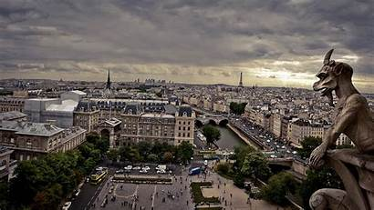 Paris Animal Eiffel Sculpture Buildings Tower Wallpapers