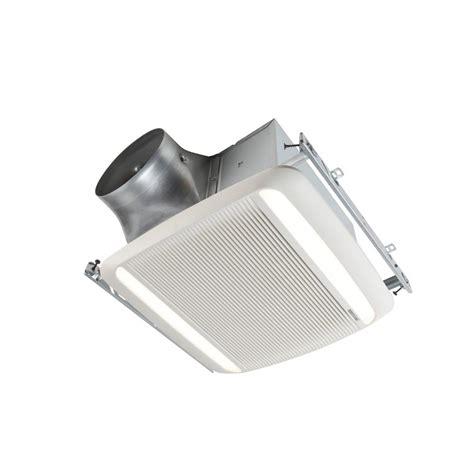 broan led fan light broan ultra green zb series 80 cfm multi speed ceiling