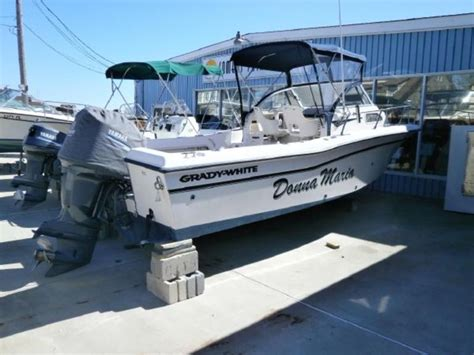 Used Grady White Boats In New Jersey by 2004 Grady White 226 Seafarer Powerboat For Sale In New Jersey