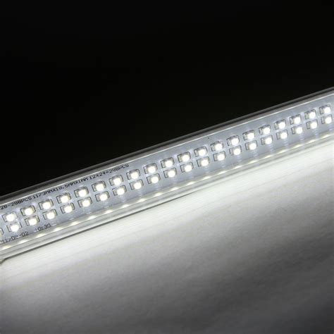 2line 4ft 18w smd 3528 t8 led light bar g13 base
