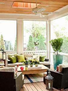 36 Joyful Summer Porch D U00e9cor Ideas