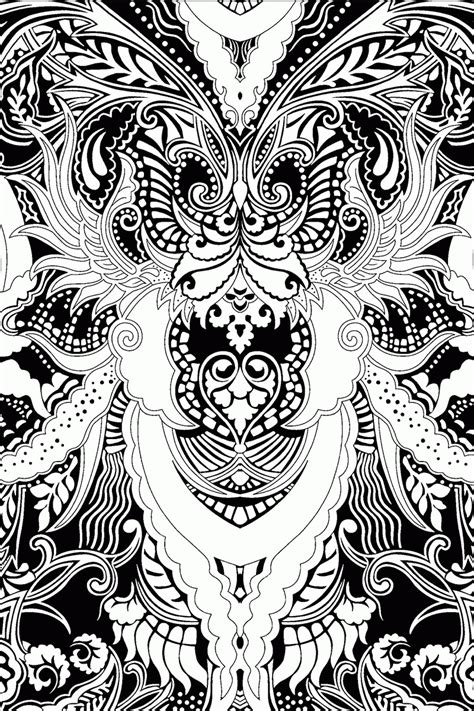 design coloring pages difficult design coloring pages az coloring pages