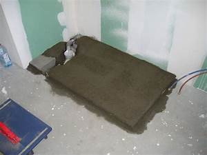 Bac A Douche Wedi : sur lever et tancher un receveur carreler 9 messages ~ Dailycaller-alerts.com Idées de Décoration