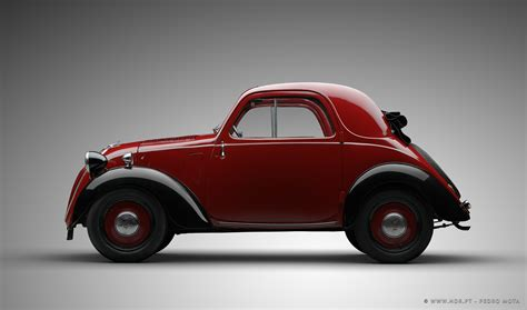 Fiat Topolino by Fiat 500 Topolino