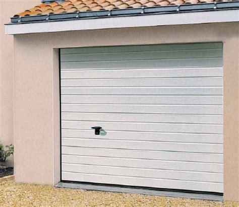 porte de garage sectionnelle novoferm iso20 portes de garage portail et porte de garage