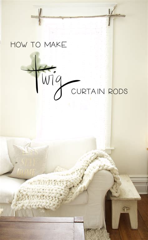 how to make drapery how to make a curtain rod