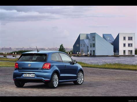 2018 Volkswagen Polo Bluegt Rear Hd Wallpaper 22