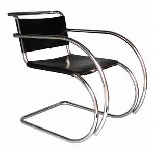 Mies Van Der Rohe Chair : stainless frame leather sling mr lounge chair mies van der rohe antiques chairs and leather ~ Watch28wear.com Haus und Dekorationen