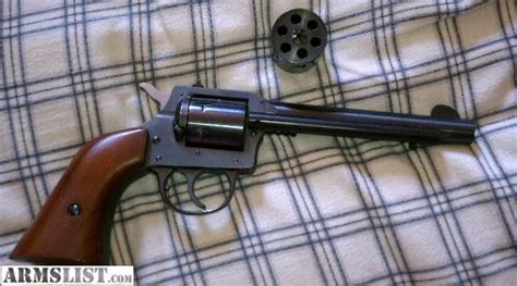 Armslist For Saletrade H And R Model 649 22 Cal Revolver