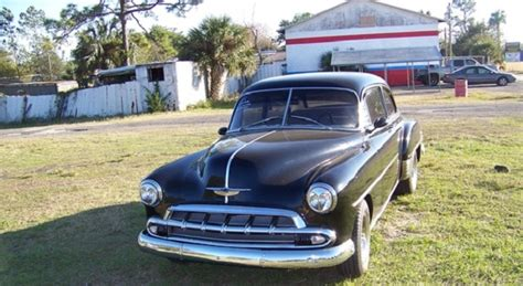 Today's Cool Car Find Is This 1952 Chevrolet Styleline