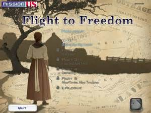 Image result for images of flight to freedom game