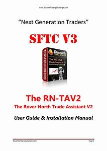 The Rover North Trade Assistant V2 User Guide