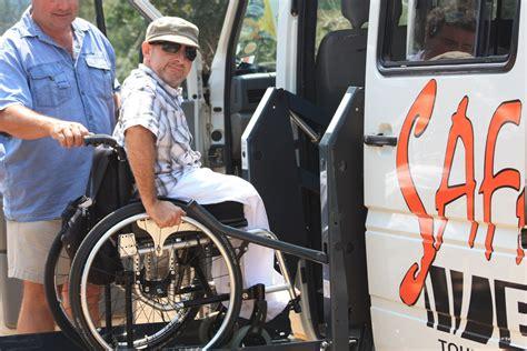 turisti per caso sudafrica sud africa safari in quot rotelle quot viaggi vacanze e