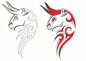 Taurus Tattoos and Designs