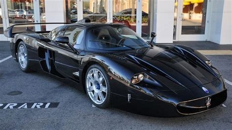 maserati mc12 world s only black maserati mc12 for sale top gear