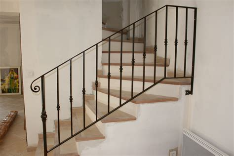 rambarde escalier en fer forge la maison du bas 187 famille damery