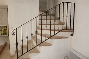 Rambarde Fer Forgé : la maison du bas famille damery ~ Dallasstarsshop.com Idées de Décoration