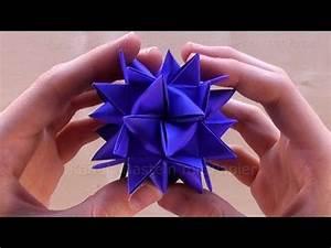 Anleitung Fröbelsterne Falten : origami schwein falten diy origami basteln mit papier doovi ~ Orissabook.com Haus und Dekorationen