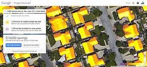 Google Earth Fläche Berechnen : project sunroof neues google projekt kann die m gliche ersparnis durch solarpanele berechnen gwb ~ Themetempest.com Abrechnung
