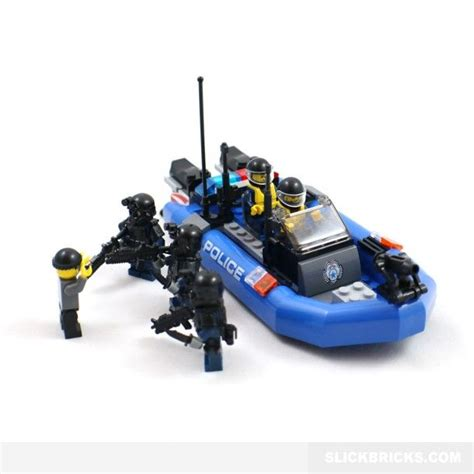 Lego Army Boat Sets by Boat And Swat Minifigures Lego Compatible Cool