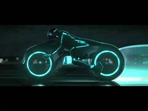 Tron Legacy Light Cycle Chase