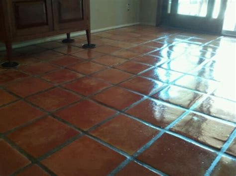 saltillo tile after wax yelp