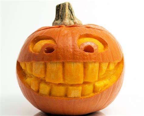 Halloween Kürbis schnitzen  38 Ideen zum Nachmachen