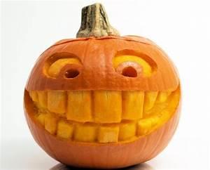 Kürbis Schnitzen Vorlage : halloween k rbis schnitzen 38 ideen zum nachmachen ~ Lizthompson.info Haus und Dekorationen