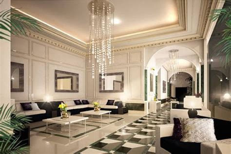 Damac Tower With Interiors By Versace Home