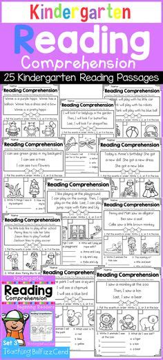 Free Sequencing Reading Comprehension For Beginning Readers Set 3  Teaching Biilfizzcend