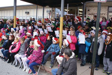 garden city elementary holidays at garden city elementary cranston herald