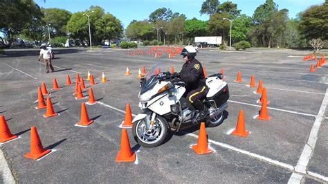 palmetto police motorcycle training seminar part