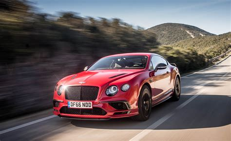 bentley price 2018 bentley continental british luxury and muscles in