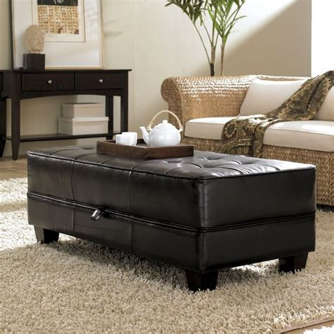 Table With Ottomans by 1000 Ideas About Ottoman Coffee Tables On