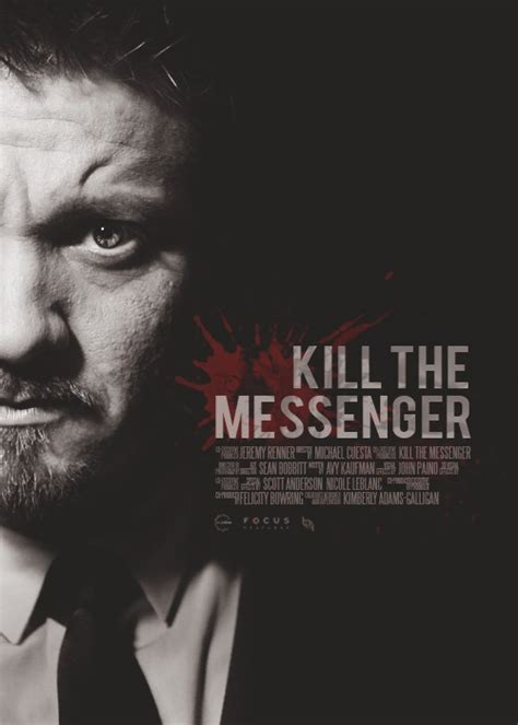 kill  messenger  jeremy renner  trailer