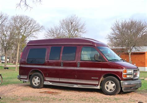 Conversion Vans Vs. Class B Motorhomes