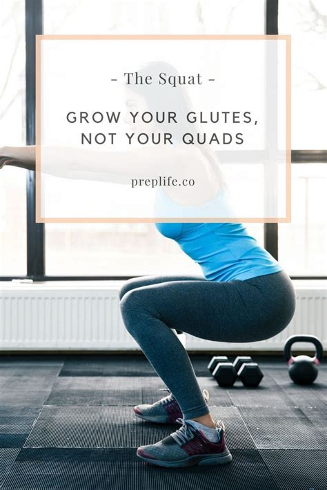 glutes quads grow butt kettlebell deadlift without growing workout bodybuilding squat squats quad exercises preplife workouts