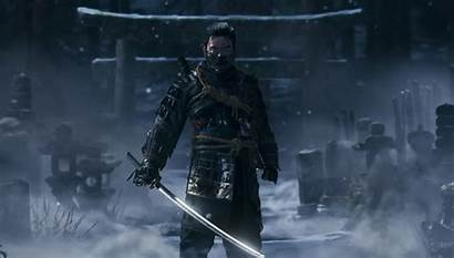 Tsushima Ghost Samurai Sucker Punch Open Japan