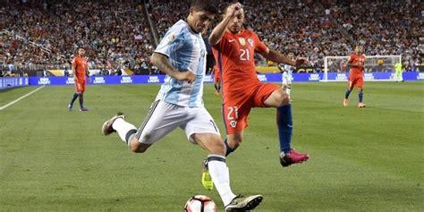 En esta sección también puedes encontrar clasificación, calendario, fixtures, goleadores. Resultado Chile vs. Argentina en el debut en la Copa ...