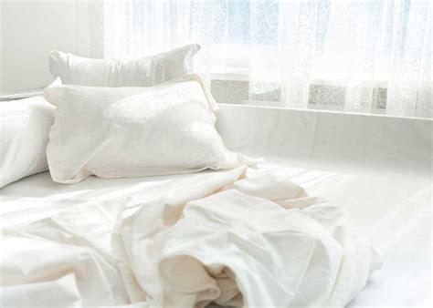 bed linen care how often should i wash my bed sheets slumbr