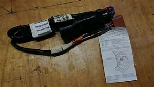 Oem Trailer Brake Wiring Harness 15086884 For 2002