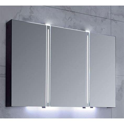 spiegelschränke fürs bad spiegelschrank 3 t 252 rig mit led bestseller shop f 252 r m 246 bel