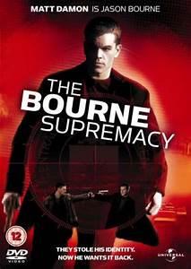 The Bourne Supremacy DVD | Zavvi.com