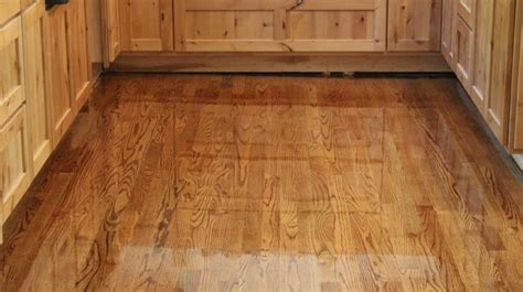 Dura Seal Provincial stain. The floor is red oak. The