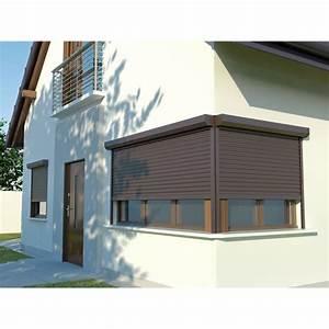 Volet Roulant Interieur Maison : volet roulant aluminium sur mesure volets et protections ~ Premium-room.com Idées de Décoration