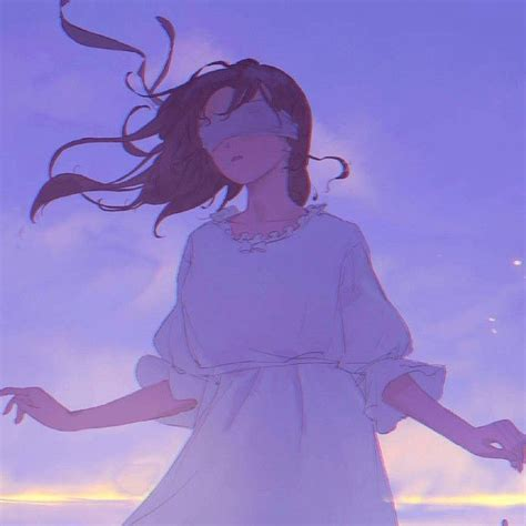 Download Aesthetic Art Aesthetic Anime Pfp Girl Png