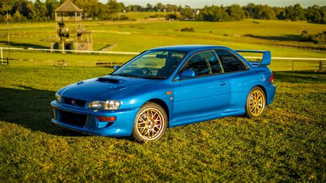 Ipod and ipad are registered. A Holy Grail Subaru Impreza 22B STi is up for sale