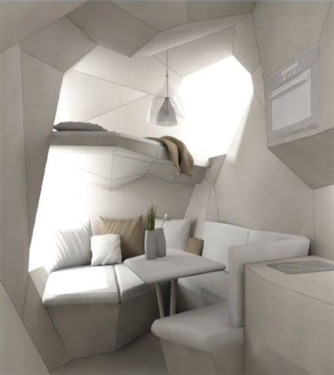 Futuristic Interior Design 20 Ideas Futuristic Home