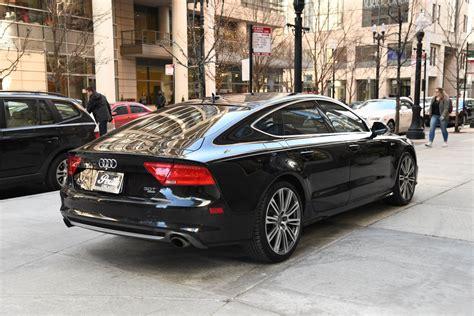 2012 audi a7 3 0t quattro prestige stock 41064 for sale near chicago il il audi dealer