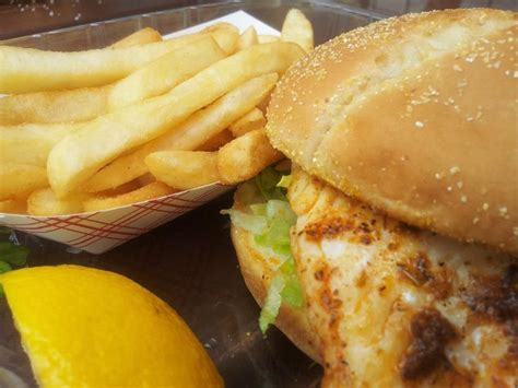 stand concession food fish pier beach clearwater chips grouper sandwich recipes